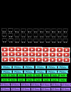 DIY Custom Stickers VasseurBeauty